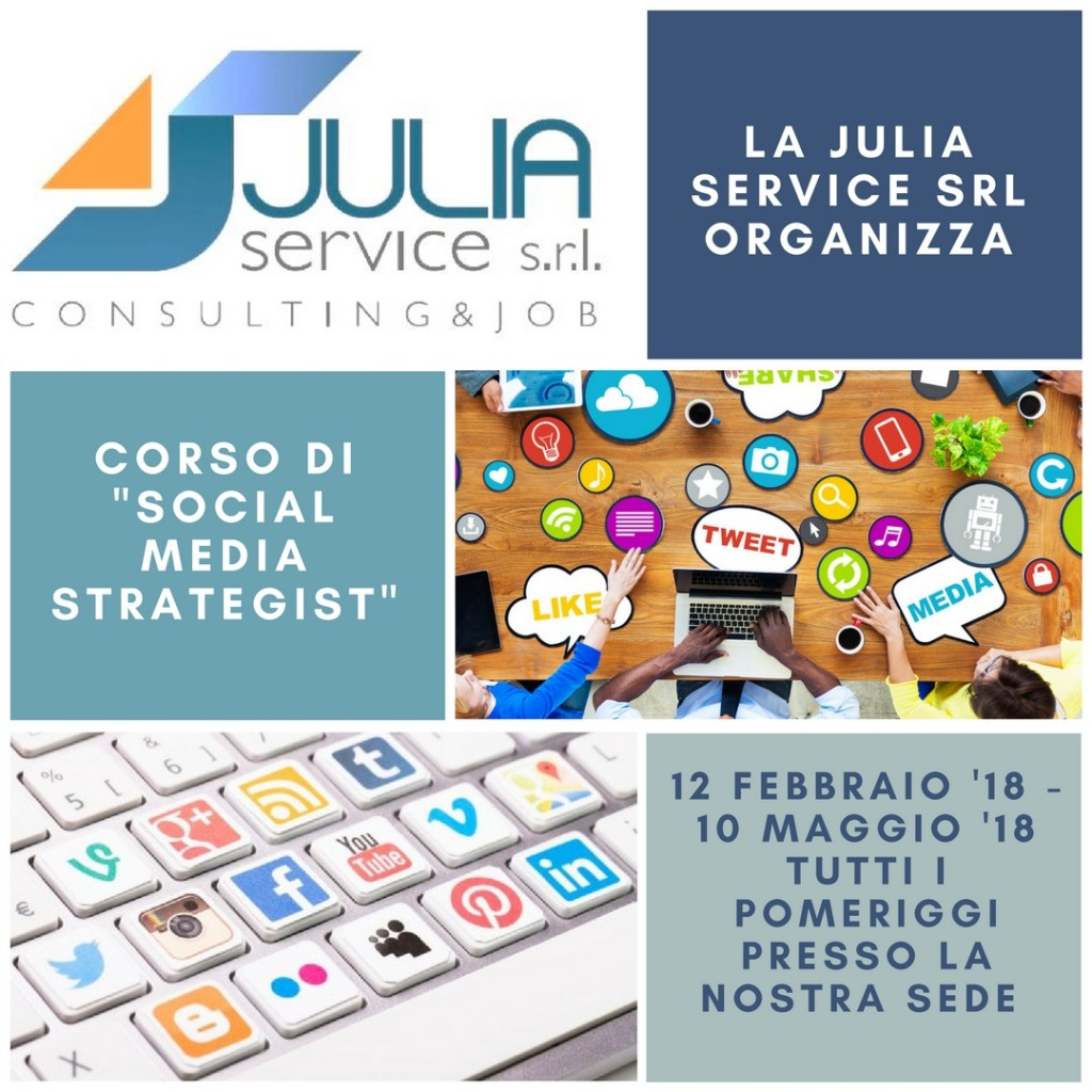 Social Media Strategist | Julia Service Ascoli Piceno